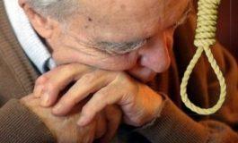"""""""Non so dove andare, scusatemi"""": anziano sfrattato si impicca"""