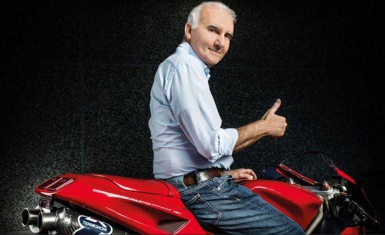 In lutto il mondo dei motori: si è spento a 75 anni Luigi Termignoni, fondò a Predosa l'omonima azienda specializzata in impianti di scarico per le moto