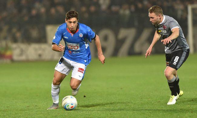 Gol di Eusepi e l'Alessandria fa suo il derby con il Novara