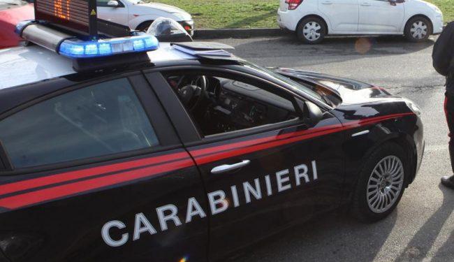 Novi Ligure, servizi coordinati dei Carabinieri: cinque denunce