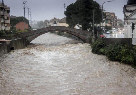 Maltempo: in Liguria allagamenti ed esondazioni