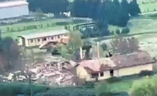 Esplosione di Quargnento: spunta qualche nome, le indagini continuano