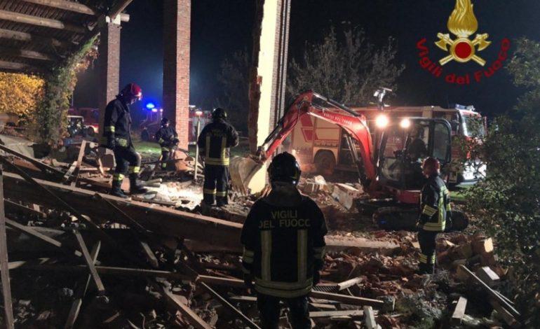 Esplosione cascina a Quargnento: dimesso dall'ospedale di Asti il Carabiniere Roberto Borlengo, il Vigile del Fuoco Graziano Luca Trombetta uscirà la prossima settimana