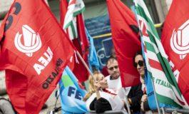 Davanti alla Prefettura di Alessandria la protesta del settore edile