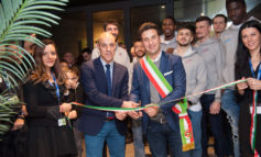 Inaugurata venerdì scorso la nuova sede operativa dell'azienda casalese ParentesiKuadra