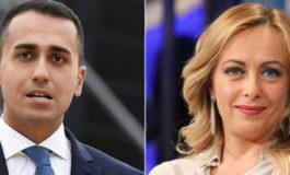 """Meloni e Di Maio sulle concessioni autostradali: """"La Corte dei Conti conferma la nostra linea"""""""
