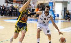 Bertram Derthona: il cestista Tavernelli di nuovo a disposizione al massimo fra tre settimane