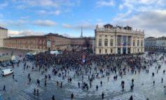 I torinesi non si sono fatti incantare da Greta: piazza Castello mezza vuota