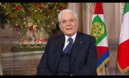 Il discorso di Mattarella per fine anno: c'è voglia di Italia nel Mondo