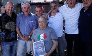 Grigi: addio a Italo Bertassello, un pezzo di storia della Gradinata Nord