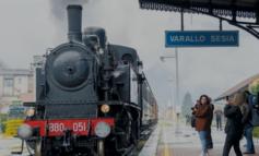 Oggi a Varallo Sesia l'ultimo treno storico da Milano per il 2019: perché non fare lo stesso anche qui da noi?