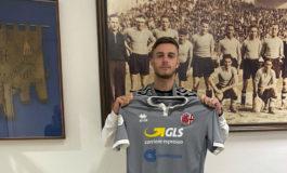 Il difensore Eleuteri è dell'Alessandria Calcio: prestito fino al 30 giugno