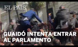 Il capo dell'opposizione venezuelana, Guaidò, naufraga nel ridicolo, respinto dai suoi ex sostenitori
