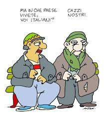 INGIUSTIZIA ALL'ITALIANA