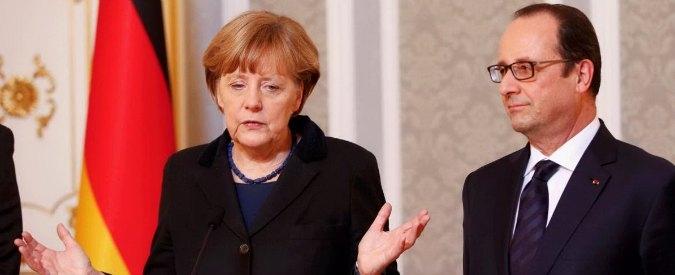 CI SIAMO: FRANCIA O GERMANIA USCIRANNO DALL'EURO?