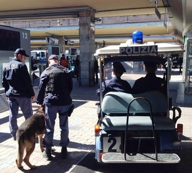 GRAZIE ALLA POLIZIA FERROVIARIA OGGI C'È PIÙ SICUREZZA IN STAZIONE E IN VIAGGIO