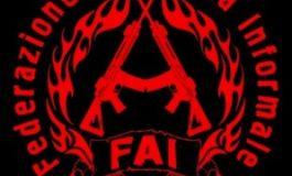 Arrestati 7 anarchici della Fai