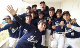 Nel campo di Alessandria il Settimo ha vinto il campionato regionale di Baseball categoria Ragazzi