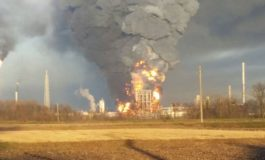 Nessun allarme a Tortona per la nube tossica della raffineria
