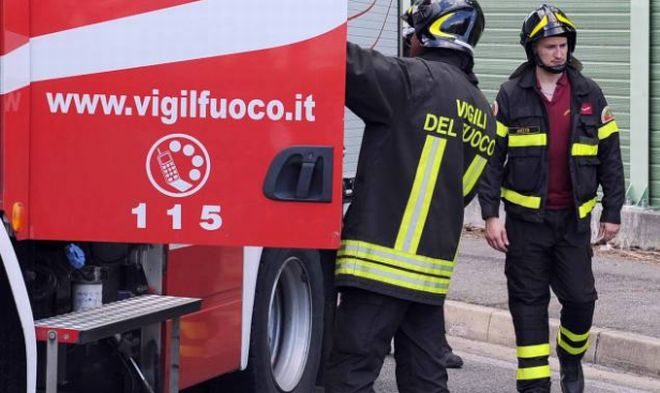 Fuga di gas alla Solvay, i pompieri non si muovono, Lino Balza lancia l'ennesimo allarme