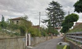 L'acquedotto perde, la terra frana a Cassano