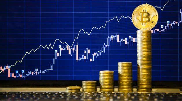 Bitcoin da capogiro