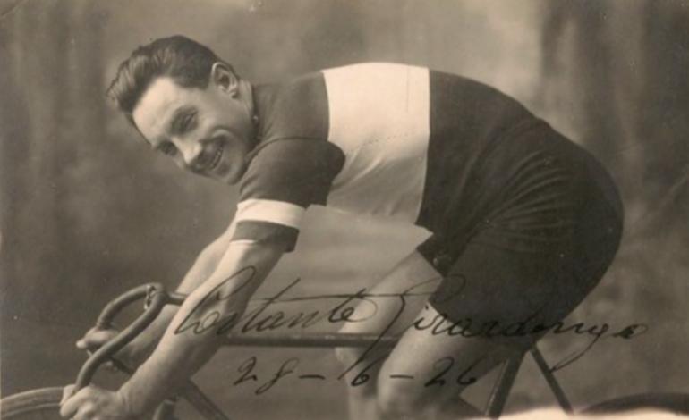 Ricordato a Novi Costante Girardengo, il primo Campionissimo del ciclismo