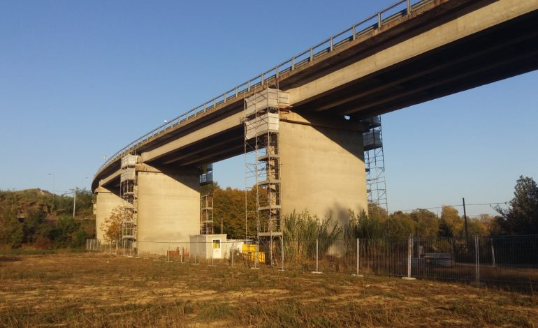 Ripristinato il ponte della provinciale per Alessandria