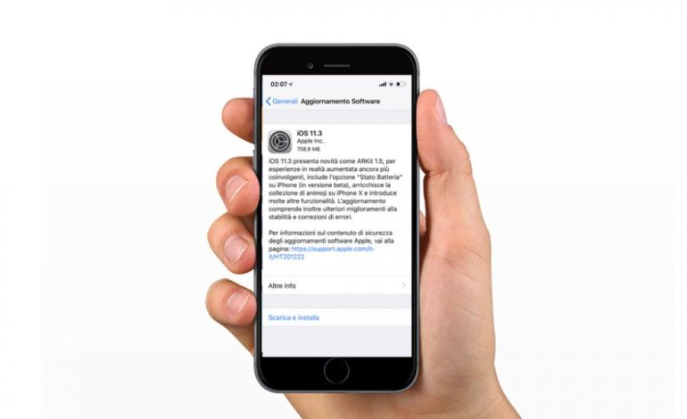 Apple iOS 11.3: perché è importante scaricare l'aggiornamento
