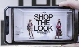 Da Zara arriva la realtà aumentata: lo shopping diventa hi tech