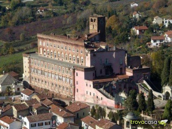 Domenica si potrà finalmente visitare lo splendido Castello di San Giorgio Monferrato