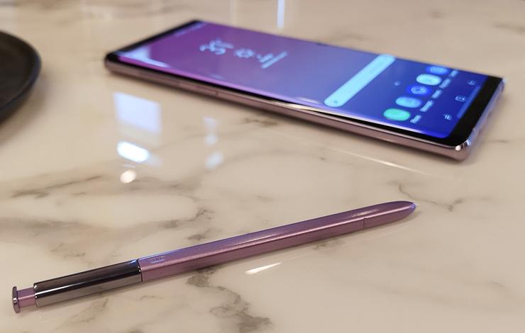Samsung Galaxy Note 9: ecco tutte le novità dello smartphone con pennino