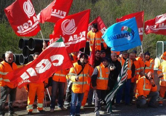 Niente stipendio per gli operai di Cociv