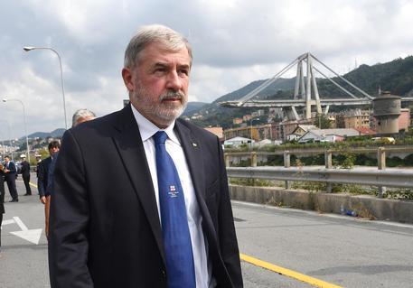 Sarà il sindaco Marco Bucci, e non Claudio Gemme, il commissario per la ricostruzione del Ponte Morandi