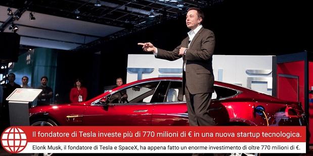 L'rrequieto Elon Musk lascia Tesla e si lancia nel FinTech