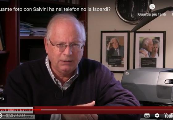 Gigi Moncalvo: ecco i risvolti noti e meno noti della fine del rapporto tra Salvini e la Isoardi