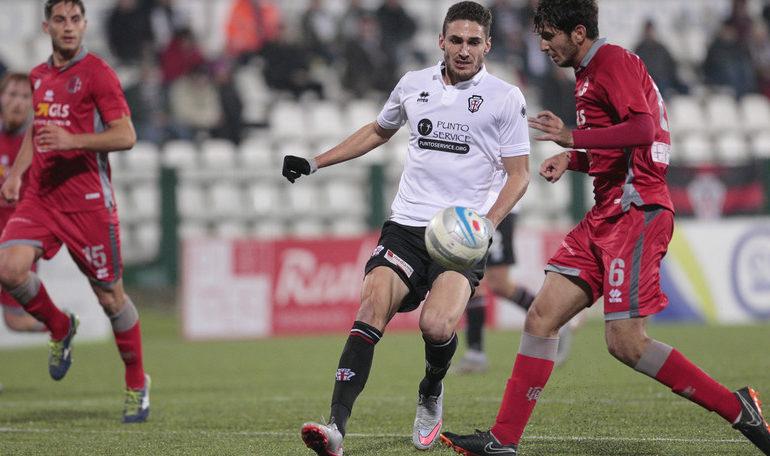Rinviato per neve il derby Alessandria-Pro Vercelli