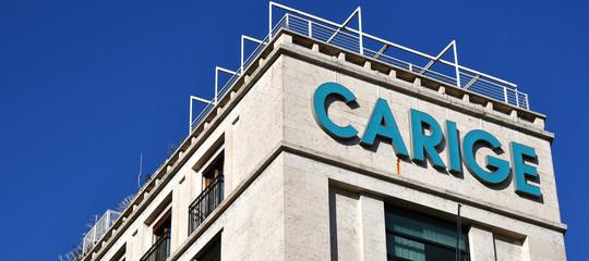 La Bce ha commissariato Carige