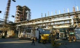 Fuga di liquido dall'impianto di depurazione di Solvay