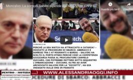 Moncalvo: Salvini è stretto nella morsa tra i magistrati da una parte e l'avvocato Giulia Bongiorno dall'altra