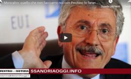 """Gigi Moncalvo: La """"Via della Seta"""" preparata a suo tempo, e male, dalla coppia Prodi-D'Alema"""
