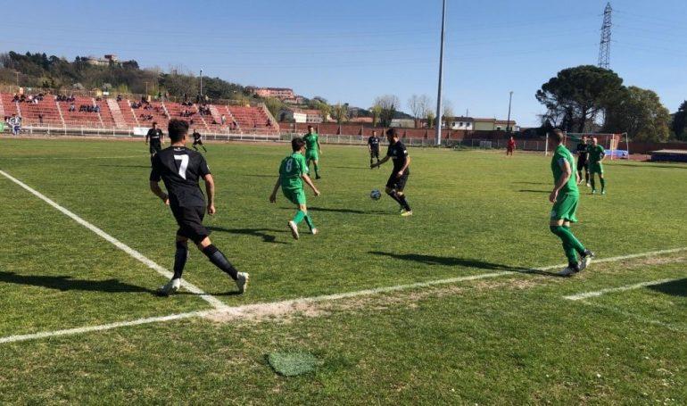 Coccolo-gol: prezioso pari in ottica playoff per il Casale in casa della Fezzanese