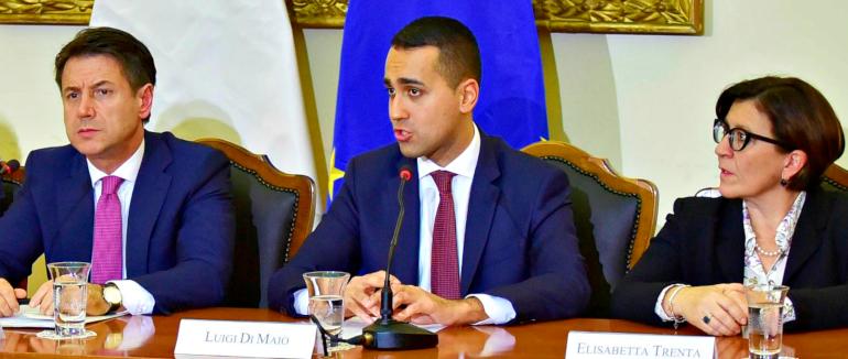 L'Eni gonfia di gas l'Egitto che ora vuole annettersi la Libia grazie all'Italia