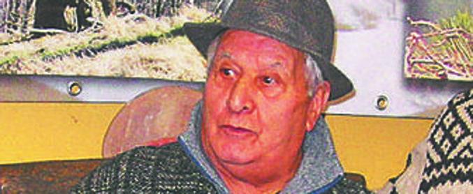Si è spento a 96 anni Luigi Piras, scultore del sughero molto noto a Novi Ligure, città che ha amato sino all'ultimo