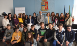 """""""PretenDiamo la Legalità"""": premiate le scuole Tortona B e Ciampini Boccardo di Novi, in Questura la Polizia dona il sangue con l'autoemoteca Avis"""