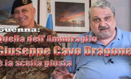 La nomina dell'ammiraglio Cavo Dragone è una precisa scelta politica di Matteo Salvini