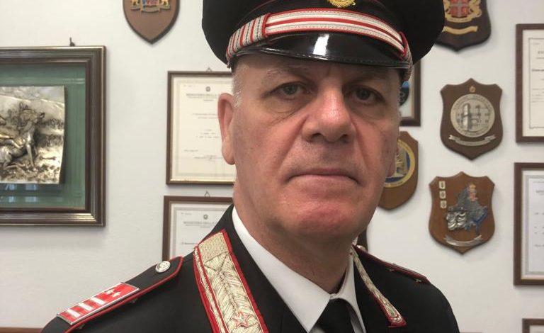 Il Luogotenente Miniello lascia il Comando della Stazione di Cassine dopo ventidue anni
