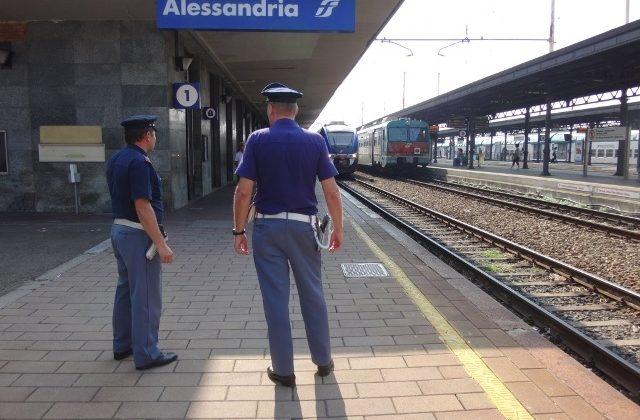Interruzione di pubblico servizio: la Polizia Ferroviaria di Alessandria denuncia venticinquenne marocchino