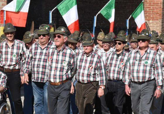 Adunata Alpini ad Alessandria nel 2021: sostegno da parte della Regione Piemonte, sopralluogo il 31 luglio