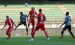 L'Alessandria perde a Monza e saluta subito la Tim Cup